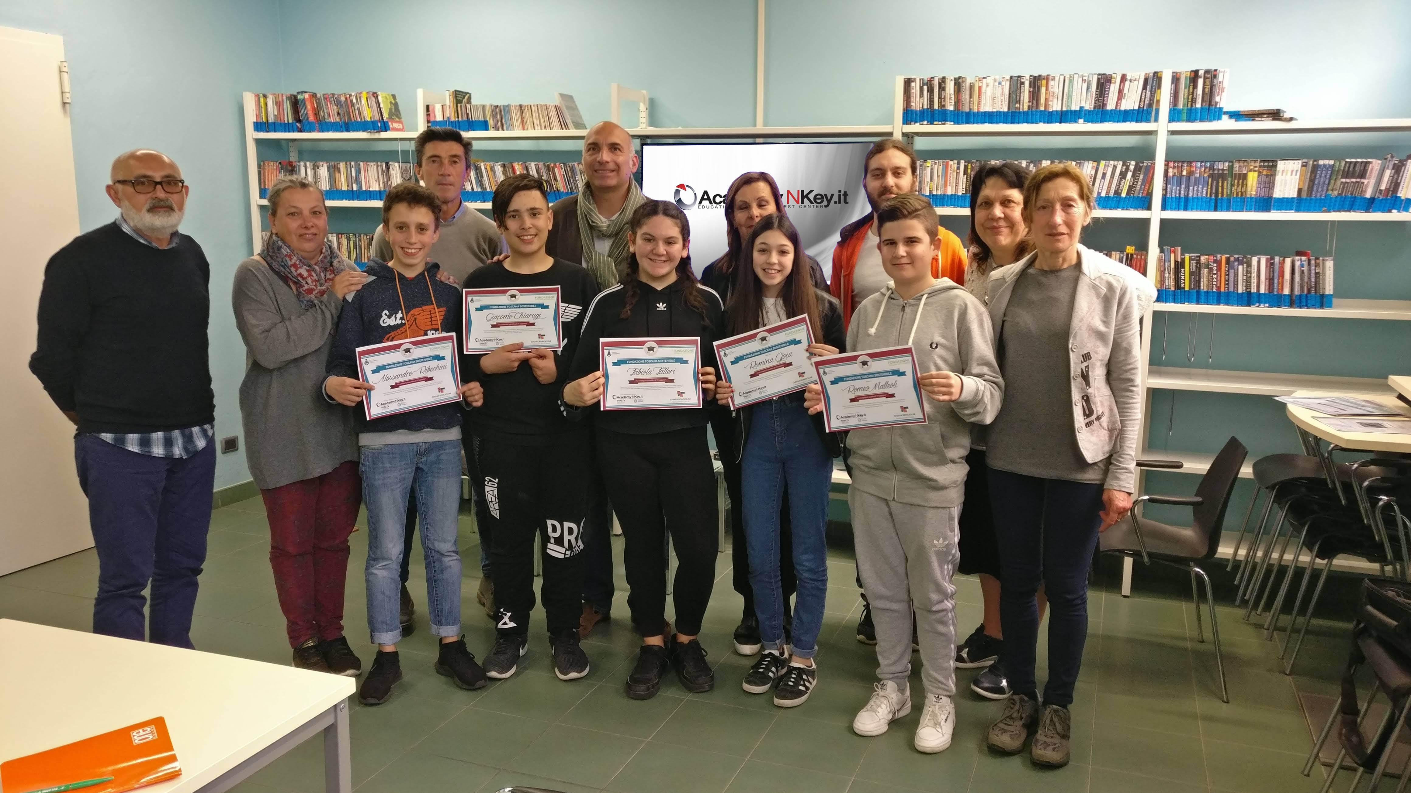 """""""Parlano di Noi"""" di Corsi e Laboratori per tutti a Castelfranco e Orentano 2019"""