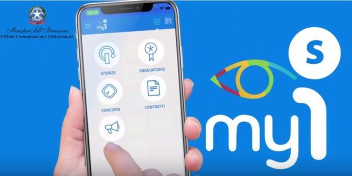 MyIs – la nuova app del MIUR per il personale scolastico