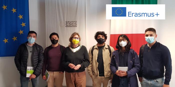 Mobilità ERASMUS +: la nostra ripartenza dopo la pandemia