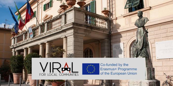 """Incontro per l'evento moltiplicatore del progetto Erasmus+ """"VIRAL for Local Communities"""""""
