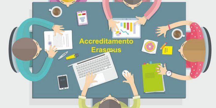 """""""Accreditamento Erasmus"""" per le scuole"""
